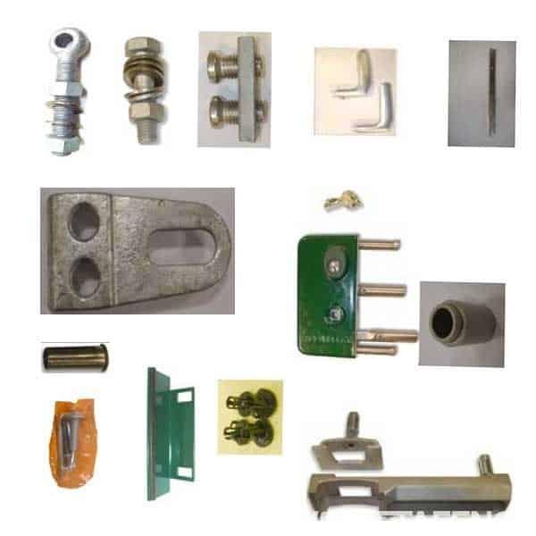 Boite d'accessoires portillon - Robusta/Nylofor