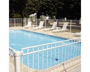 Panneau pour piscine Bekazur 2D