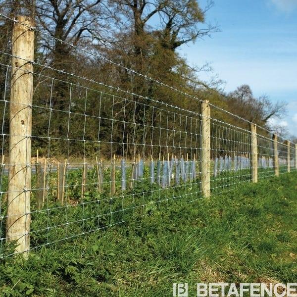 Grillage noué Ursus Léger pour les fermes et élevages