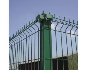 Poteau pour clôture Nylofor