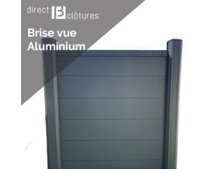 Panneau de clôture en Aluminium