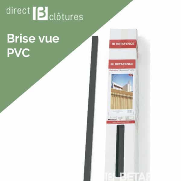 Botte occultation PVC Screeno-Line pour panneaux à plis