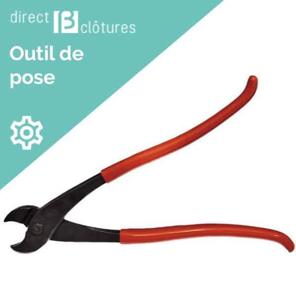 Pince Bekaclip pour clips inox