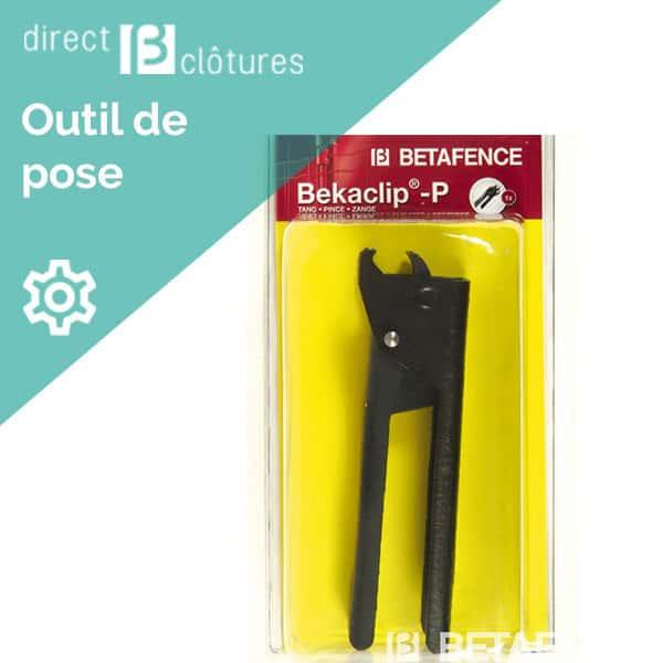 Pince Bekaclip-P pour clips PVC