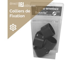 Blister colliers jambe de force Bekaclip
