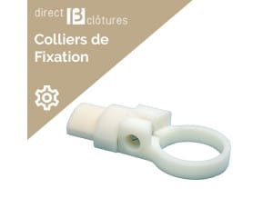 Collier cloture piscine Bekazur render