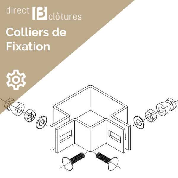 Colliers d'angle Decofor