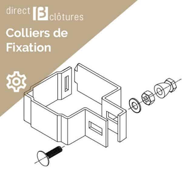 Colliers d'extrémité Decofor