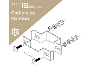 Collier intermédiaire Decofor