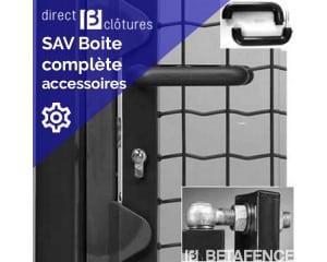 Boite accessoires portilon Fortinet avant 2012