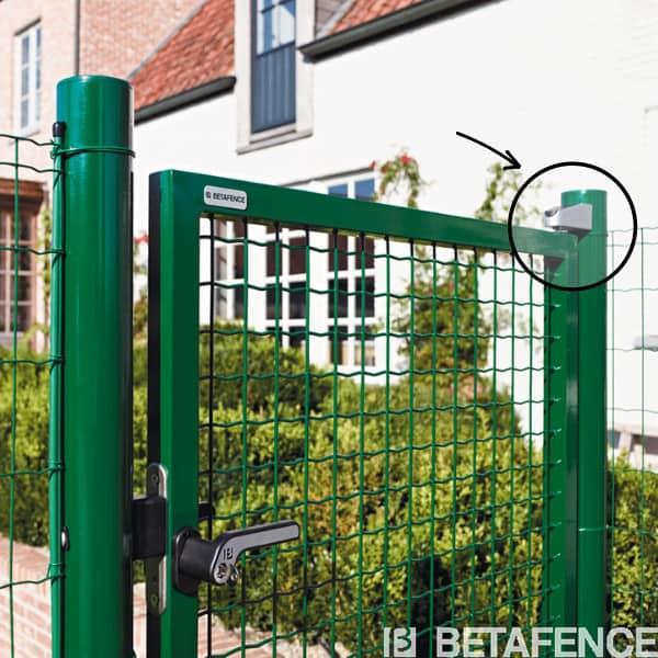 Modèle BFZ : Gonds pour portails Bekafor, Fortinet et Zenturo