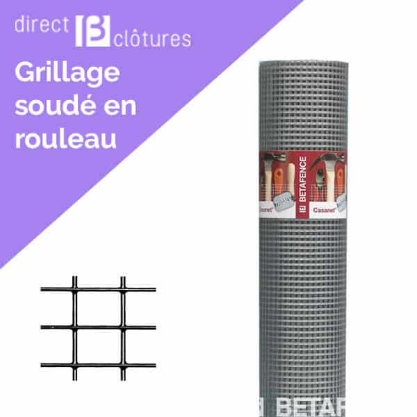Grillage soudé multi-usage Casanet