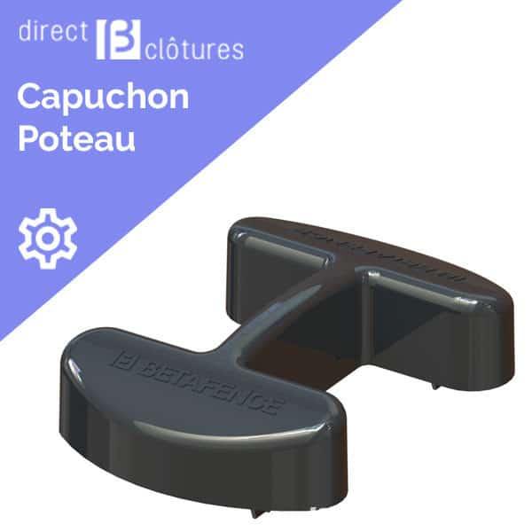 Capuchon poteau Quixolid PLUS