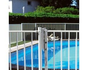 Collier cloture piscine Bekazur render