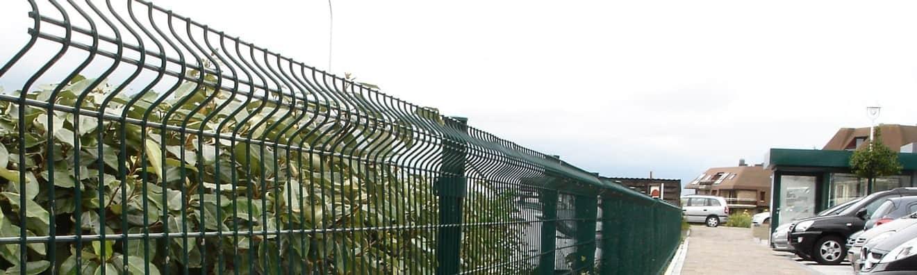 Panneaux de clôture résidentiels