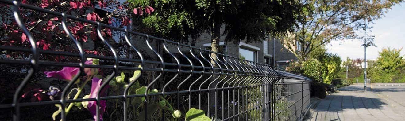 Nos clôtures en panneaux