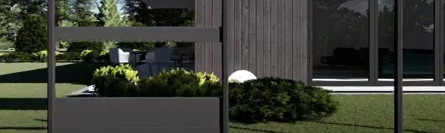 Pose de la clôture composite HoriZen Prime