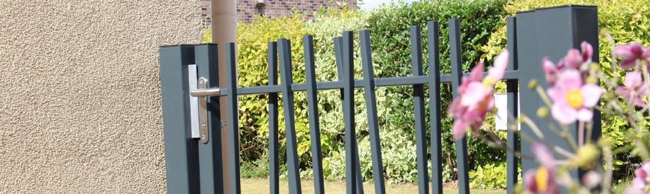 Pose portail creazen