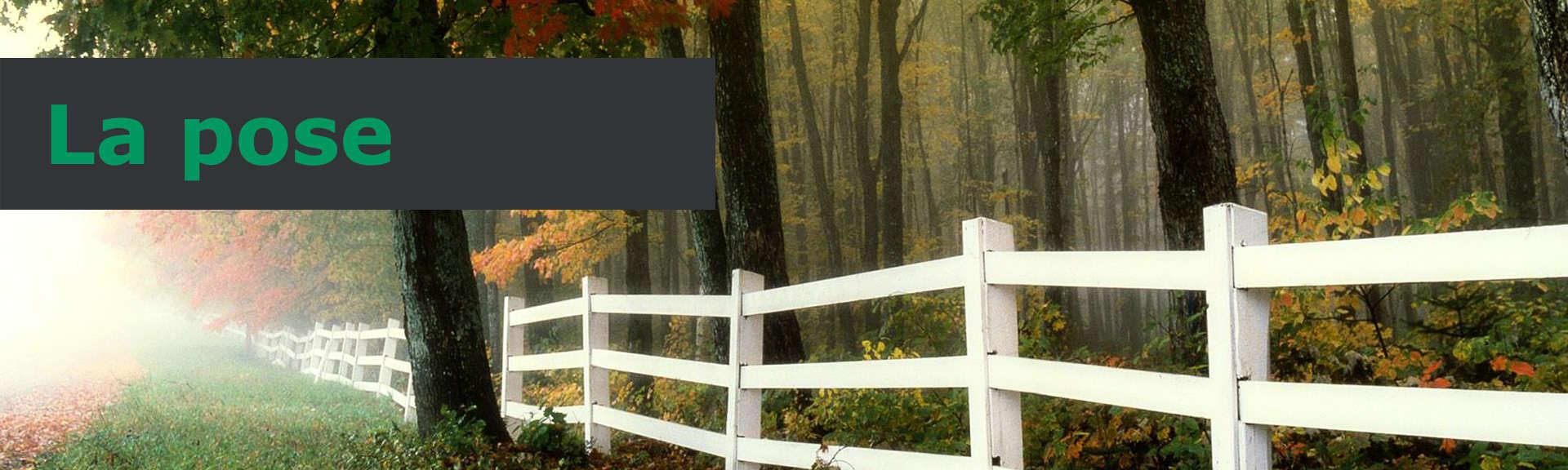 Manuels de pose pour clôtures Betafence résidentielles | DirectClôtures