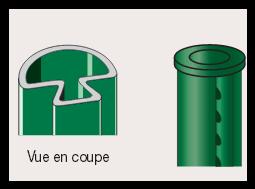 poteau-bekaclip