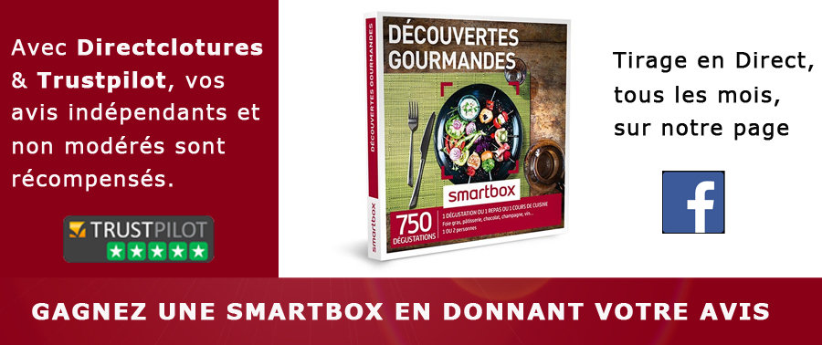 Concours grillage Directclotures