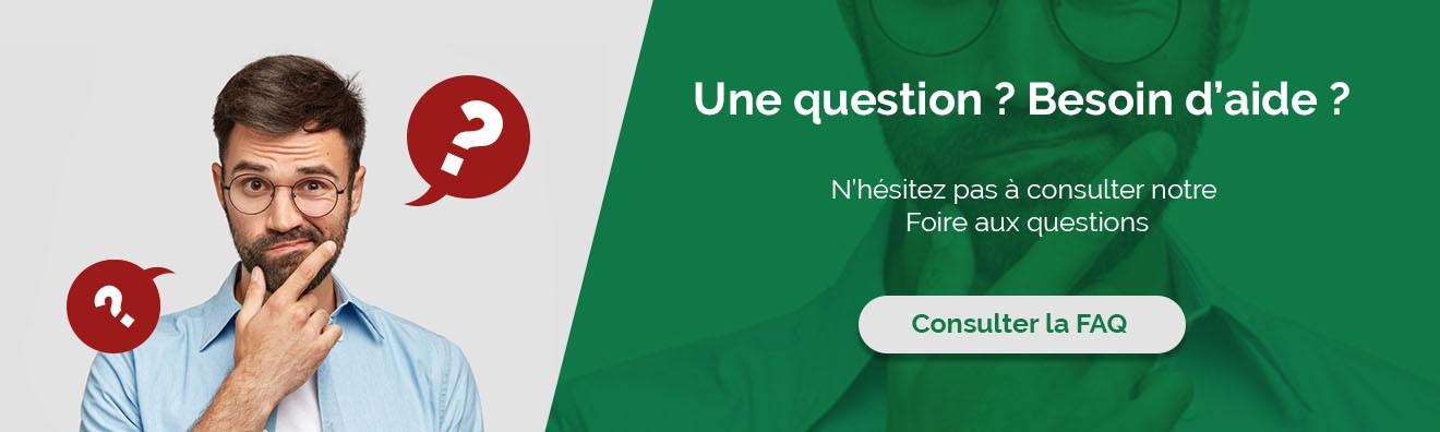 Consulter la FAQ